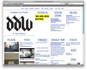 de daily whatever / dutch design week
