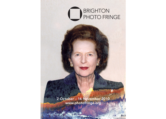 70 page Brochure for Brighton Photo Fringe