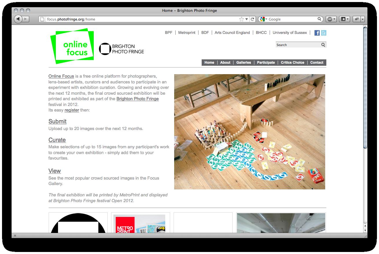 Online Focus Website Hexaplex Nl